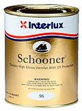 Interlux Varnish Schooner Pint