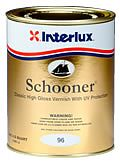 Interlux Varnish Schooner Quart