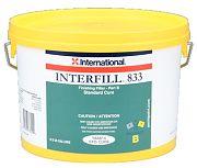 Interlux YAA815HG Interfill 833 Part B Fast Cure Half Gallon