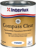 Interlux YVA502Q Compass Clear - Quart
