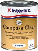 Interlux YVA502Q Compass Clear - Quart