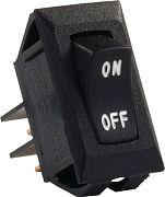 JR Products 12591-5 Lbld 12 Volt On/Off Switch Blk PK5