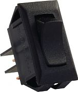 JR Products 12705 12 Volt Mom On/Off Switch Black