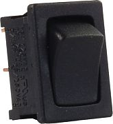 JR Products 12785 Mini 12 Volt On/Off Switch Blk/Blk