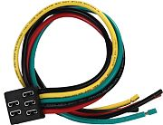 JR Products 13061 Std Hns 4 Db Rw Term SD Out Sw