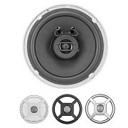 "Jensen MS650RTL 6 1/2"" Coaxial Speaker W/Light Kit"