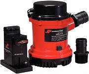 Johnson Pump 01604-002 Heavy Duty 1600 Automatic Bilge Pump 24V