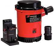 Johnson Pump 02204002 Combo Cilge Pump With Automatic Electromagnetic Switch - 2200 24V