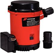 Johnson Pump 02274001 Ultima Combo Automatic Pump With Float Switch - 2200 12V