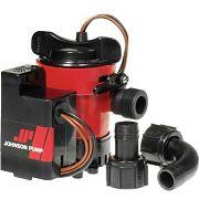 Johnson Pump 0590300 1000 Gph Electromag Combo Bilge