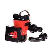 Johnson Pump 0750300 Ultima Combo Automatic Pump With Float Switch - 500 12V