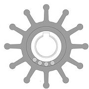 Johnson Pump 09702B1 Impeller Replacement Kit