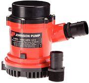Johnson Pump 16004-00 Heavy Duty 1600 Bilge Pump 12V