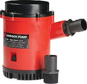 Johnson Pump 22084 Heavy Duty Submersible Bilge Pump