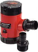 Johnson Pump 40004 Heavy Duty Bilge Pump 4000 Gph