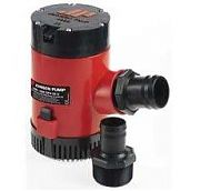 Johnson Pump 40084 Heavy Duty Bilge Pump 4000 GPH 24V
