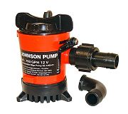 Johnson Pump 42123 Bilge Pump 1250 Gph