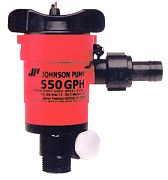 Johnson Pump 48903 Twin Port Pump 950 Gph