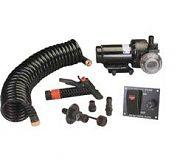 Johnson Pump 6453424 Aqua Jet Wash Down Pump Kit 24V