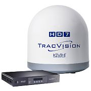 KVH Tracvision HD7 TV System with Tri America Lnb