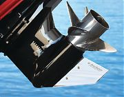 Keelguard 27101 Skegguard EVJN90,OMC COBRA4CYL