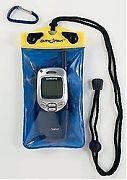 "Kwik Tek DP46 Dry Pak Cell Phone Case 4"" x 6"""