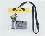 "Kwik Tek DP65C Dry Pak Camera Case 6"" 5"" x 3/4"""