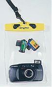 "Kwik Tek DP68C Dry Pak Camera Case 6"" x 8"" x 1-3/4"""