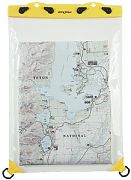 "Kwik Tek DPC1216 Dry Pak Case for Map Clear 12"" x 16"""