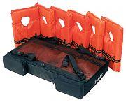 Kwik Tek PFDT6 T-BAG T-Top Storage Pack - Holds 6 Type II PFD´s