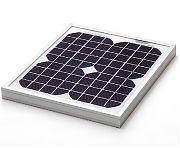 Lake Lite 10 Watt Solar Panel for Charging 12v Battery