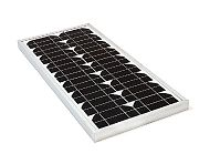Lake Lite 20 Watt Solar Panel for Charging 12v Battery