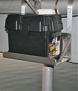 Lake Lite Single Universal Hanging Battery Tray