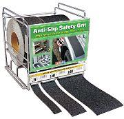 LifeSafe MR120 Merchandiser Black Grit Tt