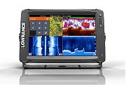 Lowrance Elite-12 TI Touch Combo - No Transducer