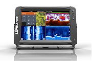 Lowrance Elite-12 TI Touch Combo - Totalscan Transducer