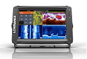 Lowrance Elite 12 Ti Touch Combo StructureScan HD Bundle