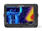 Lowrance HDS-12 Carbon with StructureScan 3D and C-Map Insight Pro