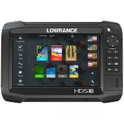 Lowrance HDS-7 Carbon with Totalscan Transducer and C-Map Insight Pro