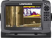 Lowrance HDS-7 Gen3 Totalscan Bundle