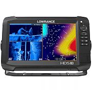 Lowrance HDS-9 Carbon with StructureScan 3D and C-Map Insight Pro