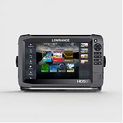 Lowrance HDS9 Gen3 3D Bundle Insight 83/200 Khz
