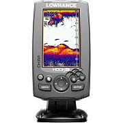 """Lowrance HOOK-4x 4"""" CHIRP DSI Fishfinder 83/200/455/800kHz"""