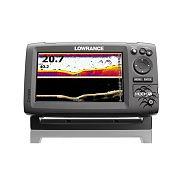 """Lowrance HOOK-7x 7"""" CHIRP DSI Fishfinder 83/200/455/800kHz"""