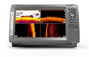 Lowrance HOOK2-9 GPS, Navionics+ US/Canada - with TripleShot Transducer