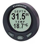 Lowrance LST-3800 Depth/Temp Gauge