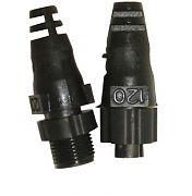 Lowrance TR-120-KIT 120 Ohm Terminating Kit 1 Male/1 Female