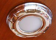 Lumitec 101137 LED Dome Light White LED 12 Volt Stainless Steel
