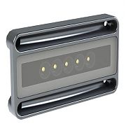 Lumitec 101147 NEVIS2 LED White/Blue Engine Room Light
