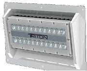 Lumitec Triton Flood Light - Semi-Recessed White Light. 160 Watt 12V